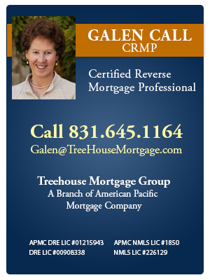 Galen Call Reverse Mortgage Specialist
