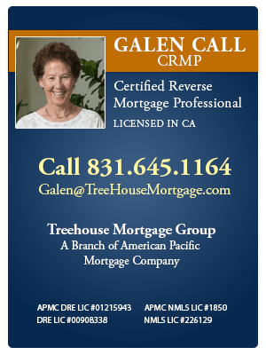 , Adult Children, Galen Call Reverse Mortgage Specialist Monterey California, Galen Call Reverse Mortgage Specialist Monterey California